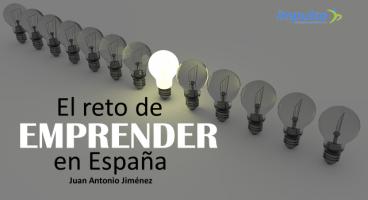 El reto de emprender en España